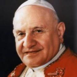 Une étreinte de feu – 95 / Jean XXIII