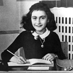 La citation du jour – 402 / Anne Frank