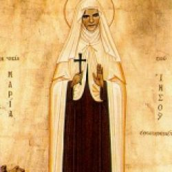 Hors-série – 7 / Mariam de Jésus Crucifié