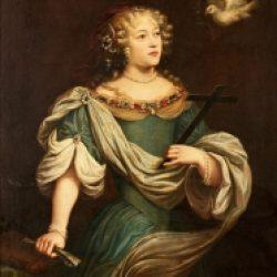 Une étreinte de feu – 197 / Louise de la Miséricorde