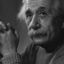 La citation du jour – 102 / Albert Einstein