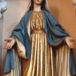 Le chant à Marie – 39 / Vierge de lumière