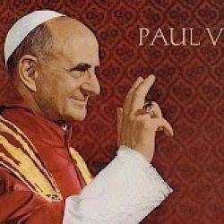 Une étreinte de feu – 98 / Paul VI
