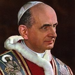 La citation du jour – 637 / Paul VI
