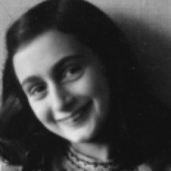 Chemins de traverse – 359 / Anne Frank
