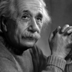 Chemins de traverse – 228 / Albert Einstein