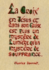 Laudem Gloriae – 12 / Jean de la Croix