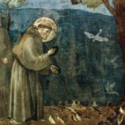 Une étreinte de feu – 119 / François d'Assise