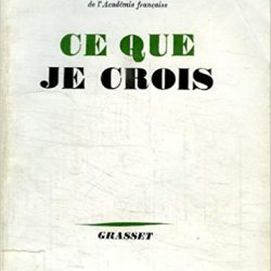 Chemins de traverse – 604 / François Mauriac