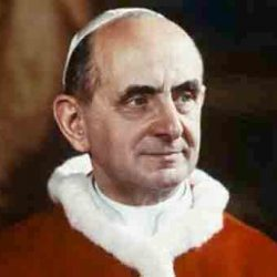 La citation du jour – 762 / Paul VI