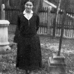 La citation du jour – 779 / Thérèse Bénédicte de la Croix