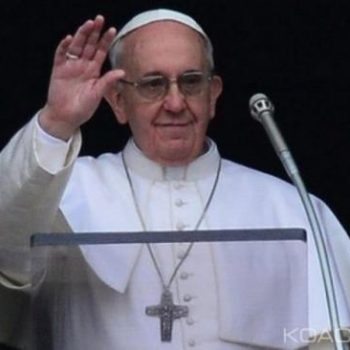 Morceaux choisis – 822 / Pape François