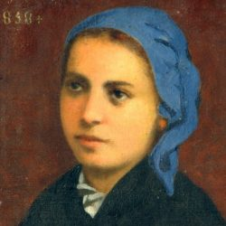 La citation du jour – 789 / Bernadette Soubirous