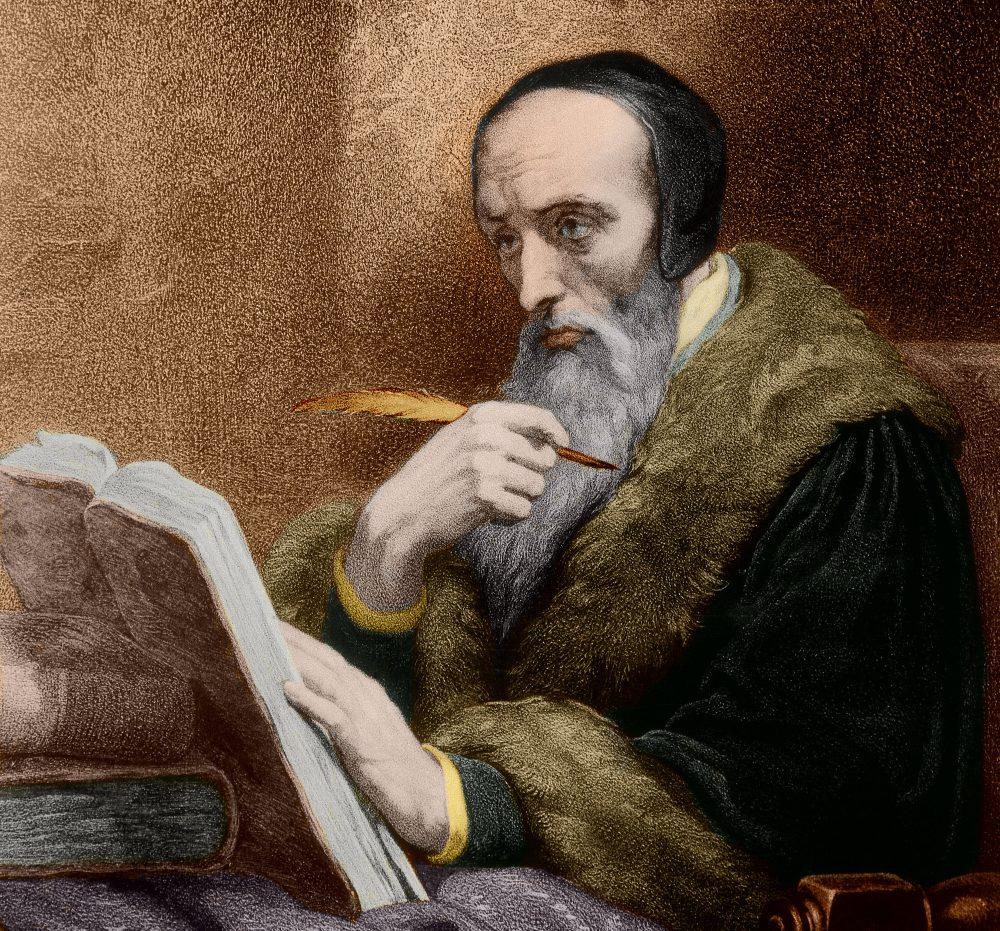 La citation du jour – 815 / Jean Calvin