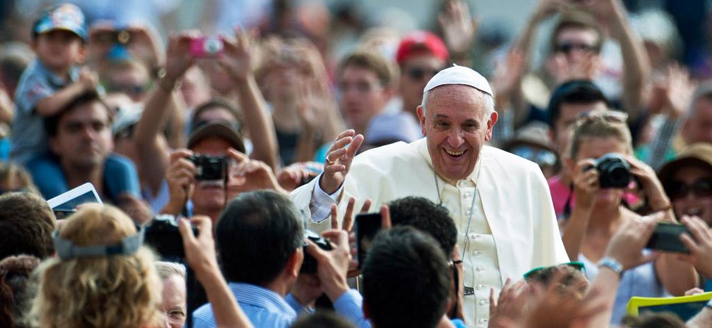 Morceaux choisis – 885 / Pape François
