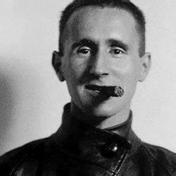 Chemins de traverse – 812 / Bertolt Brecht