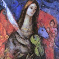 Chant sacré – 75 / Marie Claire Pichaud