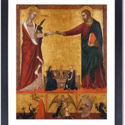 La prière du rosaire – 34 / Les Mystères du Christ glorieux